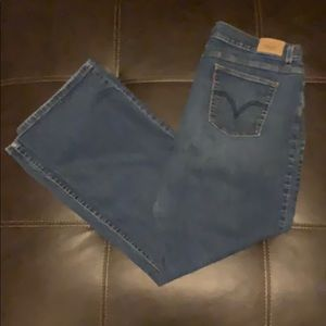 Levi's 512 bootcut perfectly slimming 18M